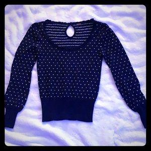 Free people light sweater, xs